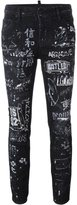 DSQUARED2 'Cool Girl' jeans - women - Cotton/Spandex/Elastane - 40