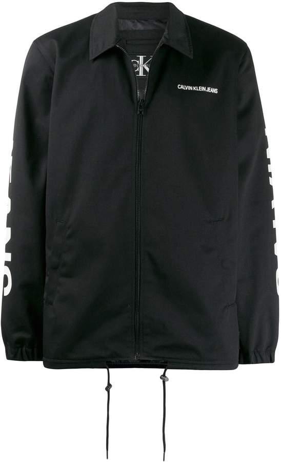 0936d6404 logo lightweight jacket