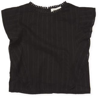 Zadig & Voltaire Gisele Pinstripe T-Shirt