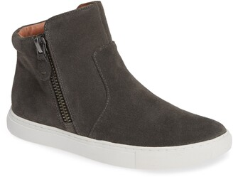 Gentle Souls by Kenneth Cole Carter High Top Leather Sneaker