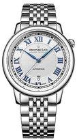 Dreyfuss & Co Men's Stainless Steel Bracelet Watch