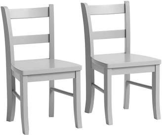 Pottery Barn Kids Set of 2 Chairs