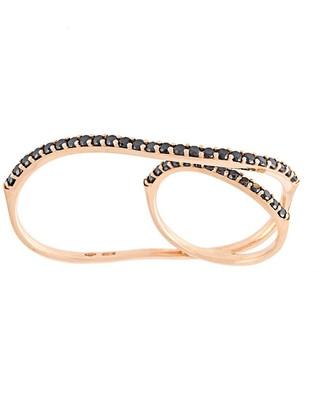 Black Diamond Anapsara 'Eclipse' ring