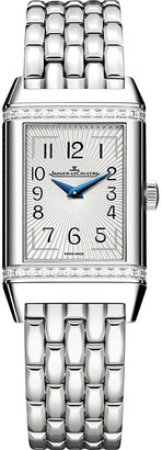 Jaeger-LeCoultre Q3288120 Reverso stainless steel watch
