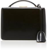 Mark Cross Grace Dover Leather Box Bag