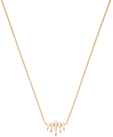 Eddera Women's Catherine Station Necklace