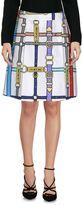 Love Moschino Knee length skirts - Item 35329411