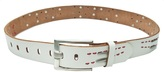 Leather Island Exclusive new york city belt