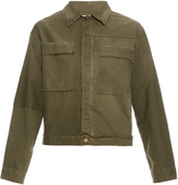 Current/Elliott The Shipyard cotton-blend jacket