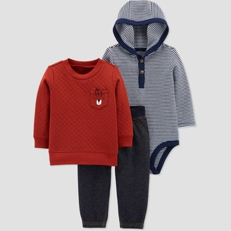 Just One You Made By Carter's Baby Boys' Tiger Top & Bottom Set - Just One You® made by carter's