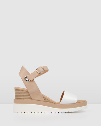 Kenzie Wedge Sandals