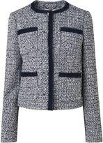 LK Bennett Astrala Short Tweed Jackets
