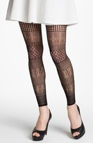Hue Openwork Medley Footless Tights