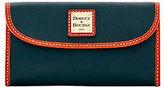 Dooney & Bourke Oberland Continental Clutch