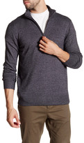 Qi Partial Zip Pullover