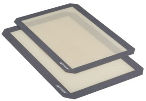 Anolon Advanced Set of 2 Silicone Baking Mats