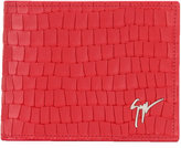 Giuseppe Zanotti Design Albert wallet - men - Leather - One Size