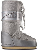 Moon Boot Delux Silver