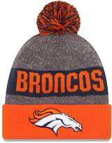 New Era Denver Broncos 2016 NFL Official Sideline Sport Knit Hat - Size One