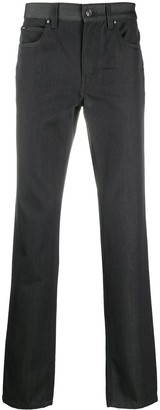 Ermenegildo Zegna Slim-Fit Denim Jeans