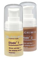 Alchimie Forever Diode 1 Plus Diode 2 Age Defying Serums .5oz x 2