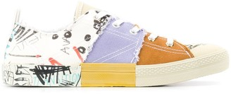 Maison Margiela Graffiti Sneakers