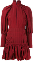 Ellery puff-style mini dress - women - Polyester - 8