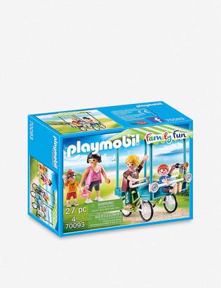 Playmobil Family Fun Family Bicycle set