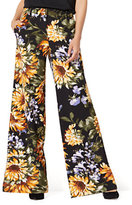 New York & Co. Palazzo Pant - Floral Print