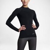 Nike Pro HyperWarm Women's Long Sleeve Training Top