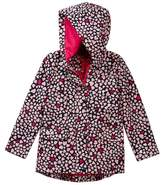 Joe Fresh Rain Jacket (Toddler & Little Girls)