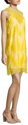 Carven Lace Shift Dress
