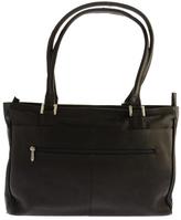 Piel Women's Leather Laptop Tote w/ Pockets 3001