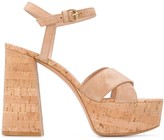 Gianvito Rossi platform 120mm sandals