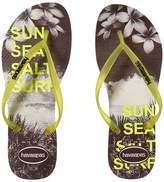 Havaianas Slim Paisage Flip Flops Women's Sandals