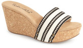 Splendid &Greenwich& Platform Wedge Sandal (Women)