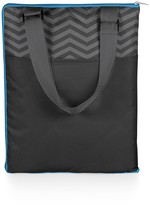 Picnic Time Waves Collection Vista Outdoor Blanket Tote