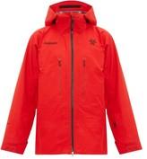 Goldwin Arris Hooded Ski Jacket - Mens - Red