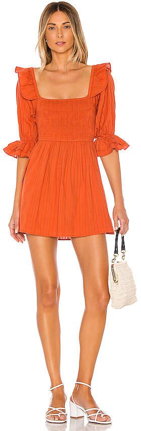 Majorelle Abrielle Mini Dress