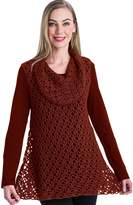 Pure Handknit Ancient Tunic