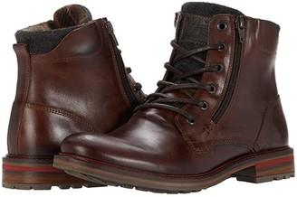 Bullboxer Emmerik (Red/Brown) Men's Boots