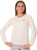 Rip Curl Kids Girls The Search Ls Tee Pink