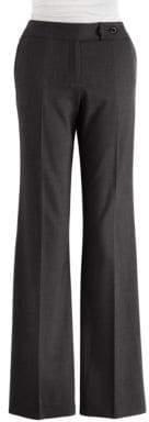 Calvin Klein Plus Classic Fit Ponte Pants