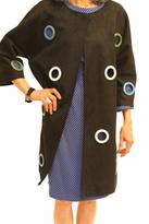 Adore Long Grommet Jacket