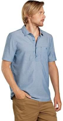 Toad&Co Honcho Popover Short-Sleeve Shirt - Men's