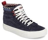 Vans Women's Sk-8 Hi Mte Sneaker