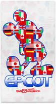 Disney Mickey Mouse Epcot Beach Towel - Walt World