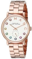 Marc by Marc Jacobs Women's MBM3441 Rose Stainless-Steel Quartz Watch