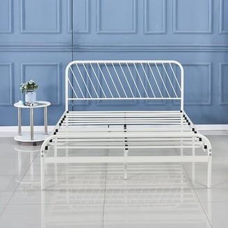 Latitude Run Demea Platform Bed Size: Full