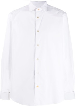 Paul Smith double cuff shirt